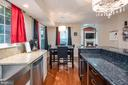 Eat in Kitchen - 2014 SCHOONER DR, STAFFORD