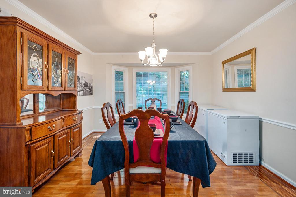 Formal Dining - 2014 SCHOONER DR, STAFFORD