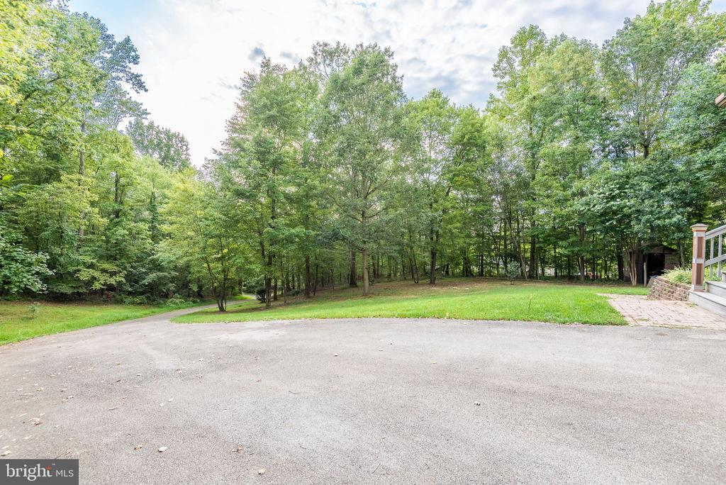 View from the front of the home - 39 CONIFER CT, HARPERS FERRY