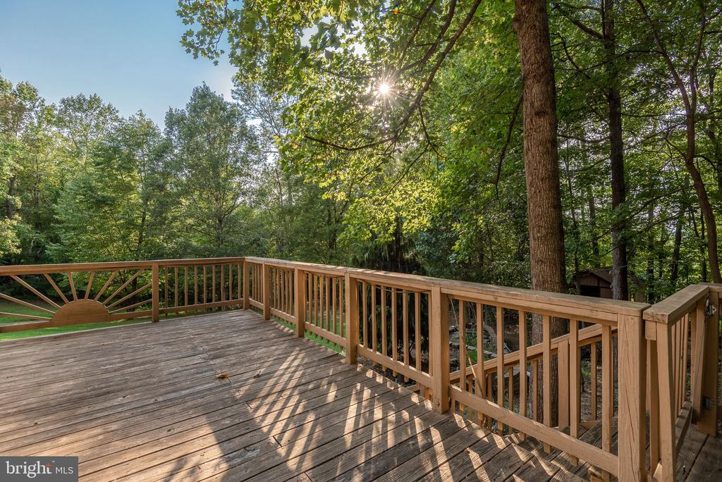 Private wooded views surround - 39 CONIFER CT, HARPERS FERRY