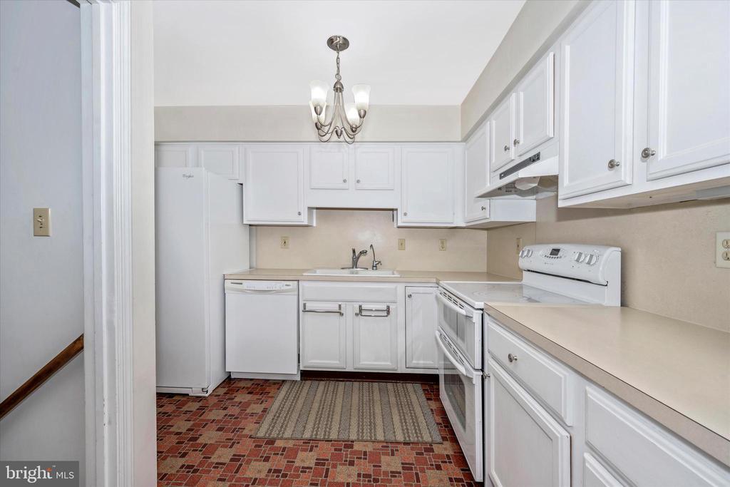 Kitchen - 34 TERBEN CT, THURMONT