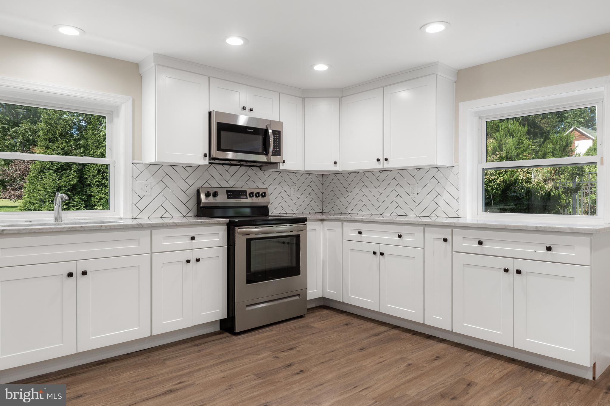 1st Floor In-Law Suite Kitchen