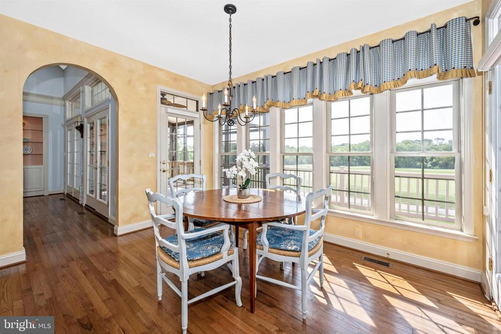 Sit and watch the golfers go by! - 31 BATTERY RIDGE DR, GETTYSBURG