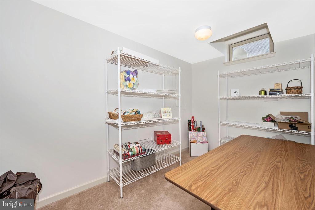 Hobby room/storage area - 31 BATTERY RIDGE DR, GETTYSBURG
