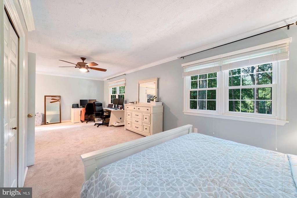 Master Bedroom - 13501 RICHIE CT, MANASSAS