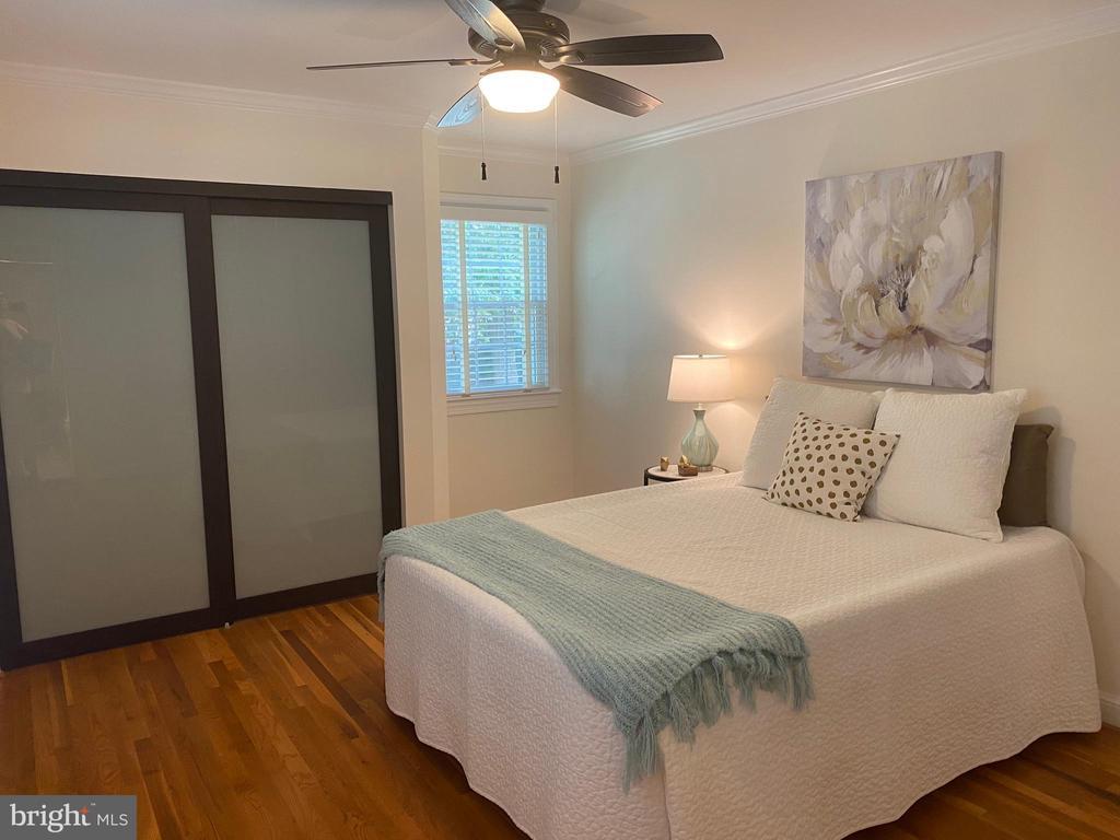 Master bedroom - 8333 BLOWING ROCK RD, ALEXANDRIA