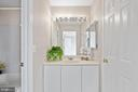 BR 2 private vanity - 25495 GOVER DR, CHANTILLY