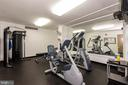 No need for expensive gym membership - 4101 CATHEDRAL AVE NW #910, WASHINGTON