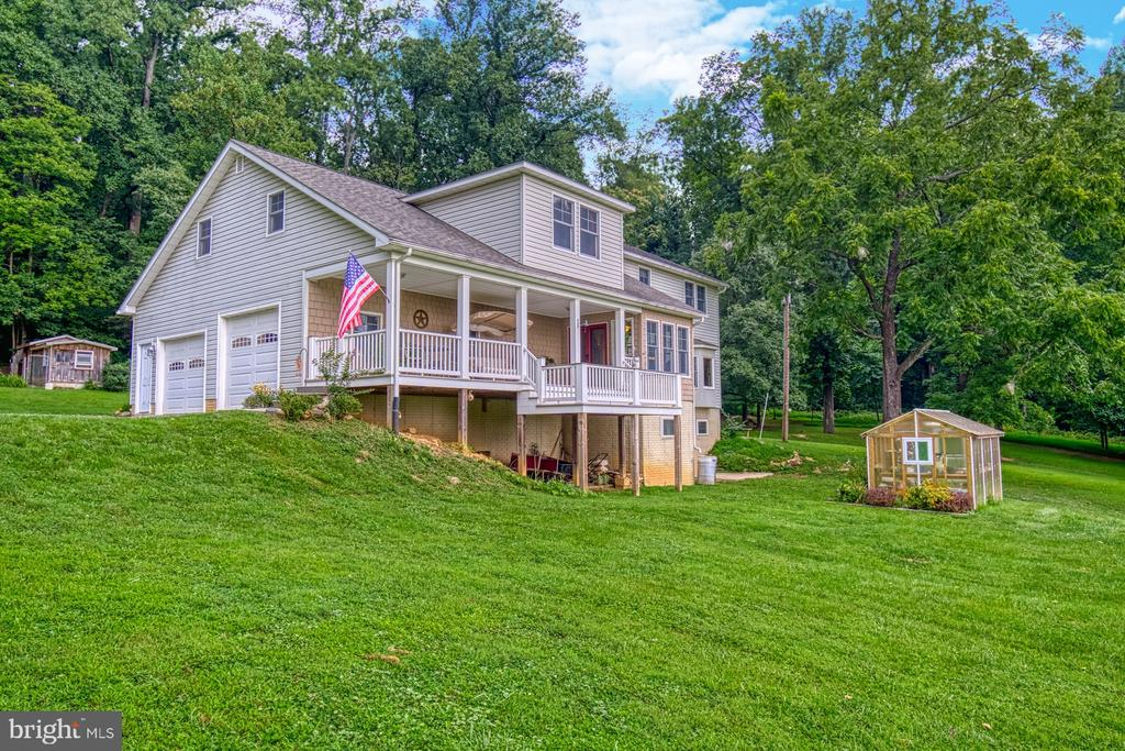 Custom Build, Solid Construction - 12637 MOUNTAIN RD, LOVETTSVILLE