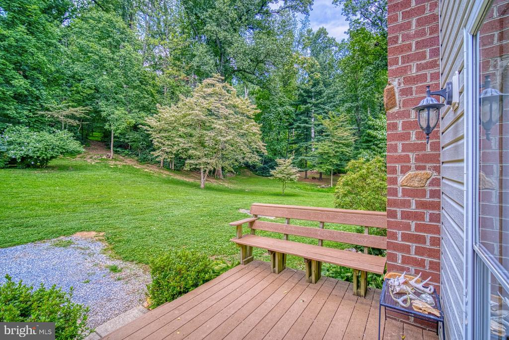 Rear Yard - 12637 MOUNTAIN RD, LOVETTSVILLE