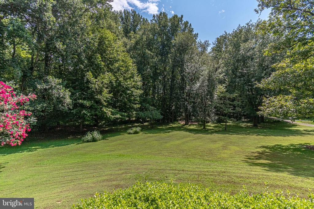 Sweeping view from the porch! - 6906 TOKEN VALLEY RD, MANASSAS