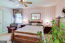 Master Bedroom - alternate view - 6906 TOKEN VALLEY RD, MANASSAS