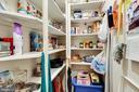 Amazing pantry! - 6906 TOKEN VALLEY RD, MANASSAS