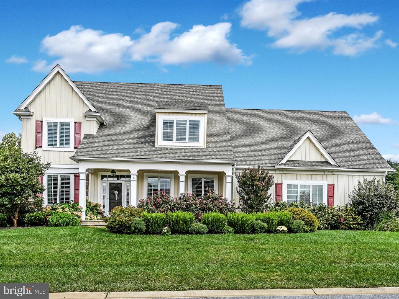 Single Family Homes pour l Vente à Glen Mills, Pennsylvanie 19342 États-Unis
