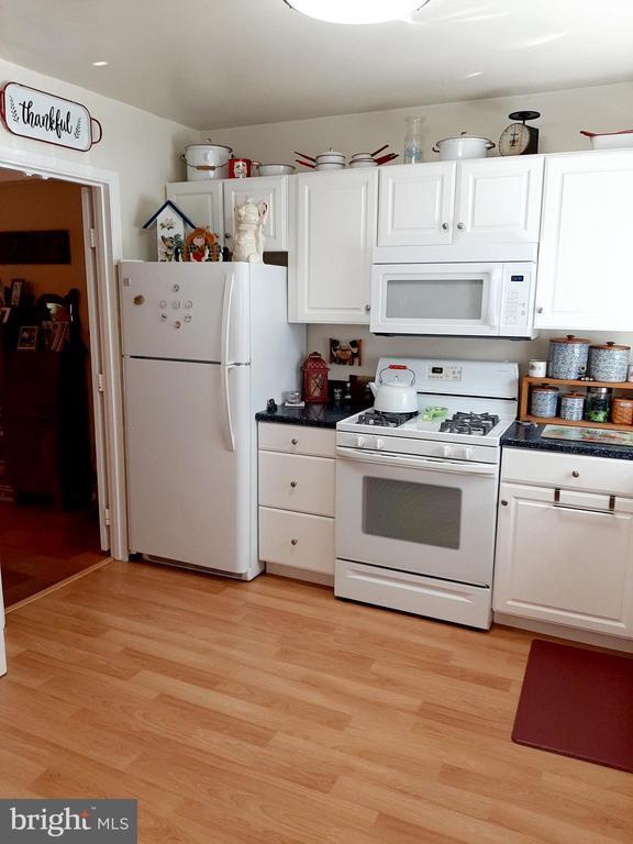 Light Filled Kitchen  With Upgraded Cabinets - 441 GREENBRIER CT #441, FREDERICKSBURG