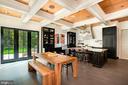 Chef's Kitchen - 7024 ARBOR LN, MCLEAN