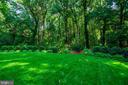 Backyard - 7024 ARBOR LN, MCLEAN
