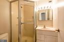 Hall Bath - Full bath #2 - 4101 CATHEDRAL AVE NW #910, WASHINGTON