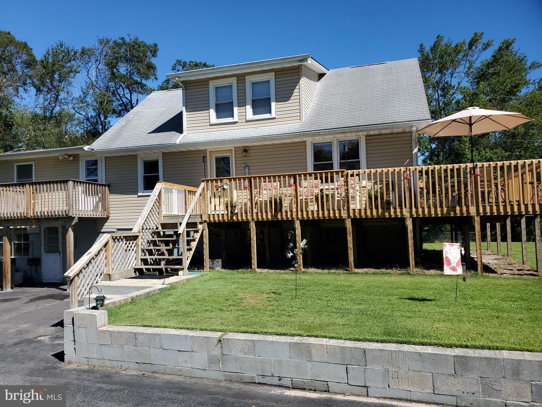 Single Family Homes pour l Vente à Heislerville, New Jersey 08324 États-Unis