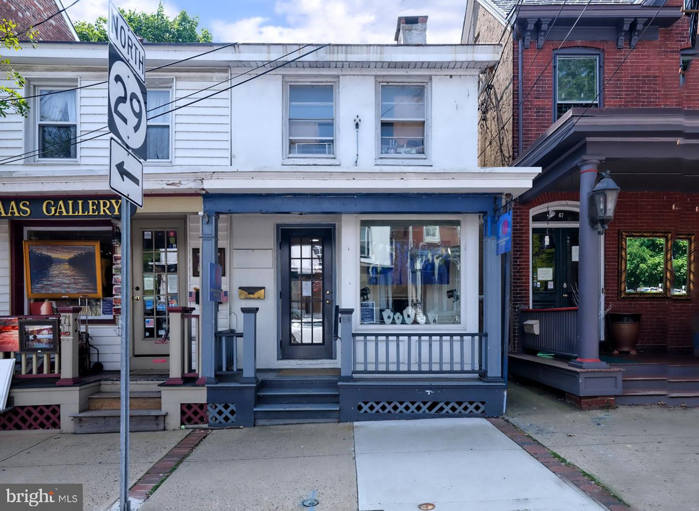 Retail for Sale at Lambertville, New Jersey 08530 United States