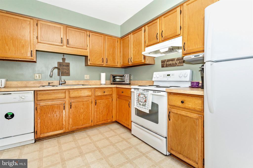 Kitchen - 7 WINDWARD CT, THURMONT