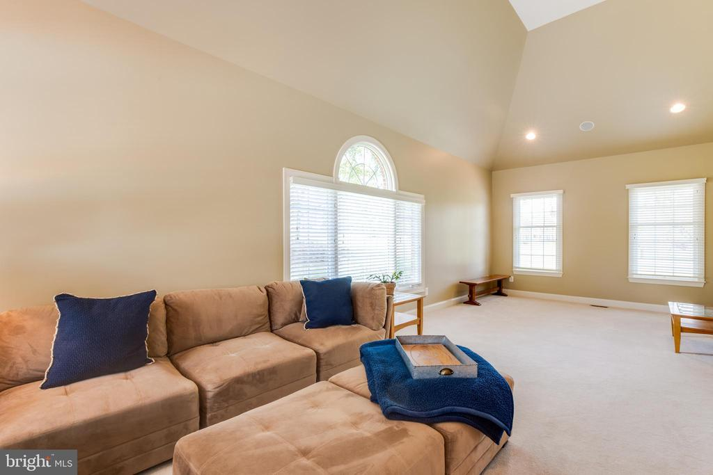Conservatory with abundant amount of natural light - 17765 BRAEMAR, LEESBURG