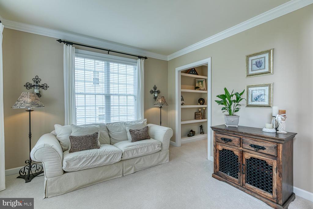 Living Room - 3 ETERNITY CT, STAFFORD