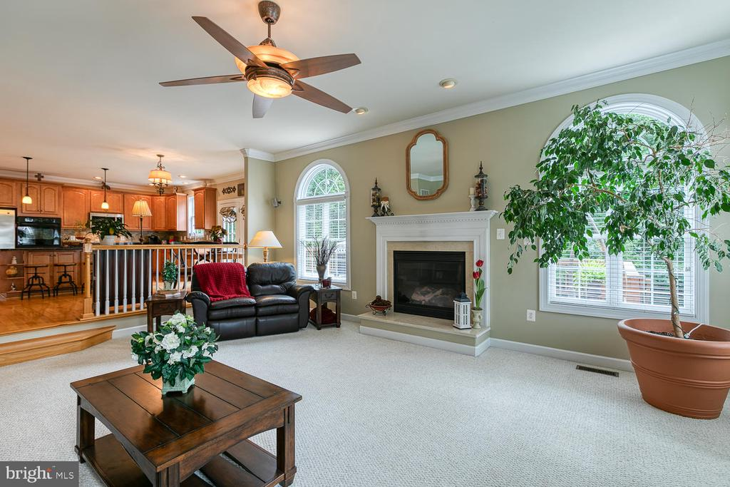 Over Sized Family Room - 3 ETERNITY CT, STAFFORD