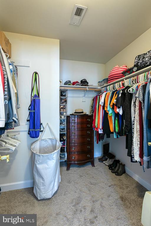1 of 3 Master Walk In Closets - 3 ETERNITY CT, STAFFORD