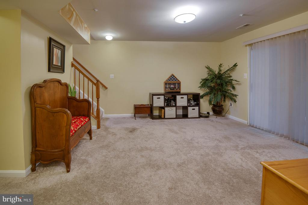 Lower Level with Walk Out Access - 2406 RIPPLING BROOK RD, FREDERICK