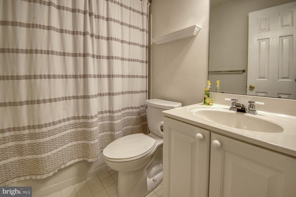 Lower Level Full Bathroom - 2406 RIPPLING BROOK RD, FREDERICK