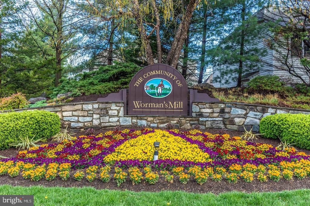 Welcome to Wormans Mill - 2406 RIPPLING BROOK RD, FREDERICK