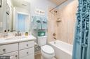 1st level full bathroom - 3504 11TH ST S, ARLINGTON