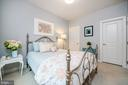 Sunny 1st level bedroom with full bath - 3504 11TH ST S, ARLINGTON