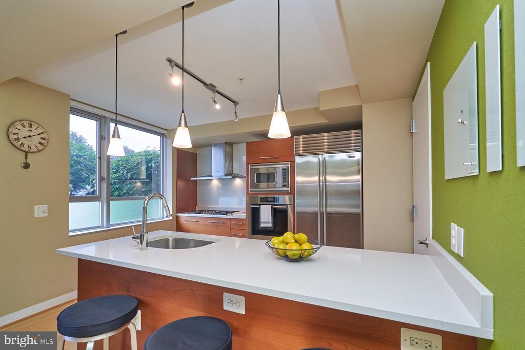 Gourmet Kitchen - 12025 NEW DOMINION PKWY #G-118, RESTON