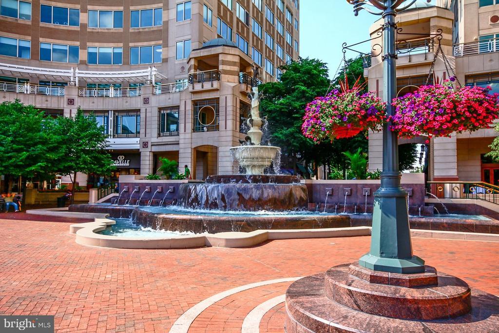 Fountain at Reston Town Center - 12025 NEW DOMINION PKWY #G-118, RESTON