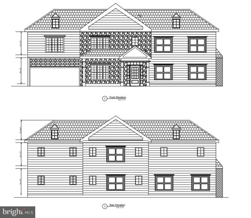 Elevation - LOT# 3 FEYES CIR, STERLING