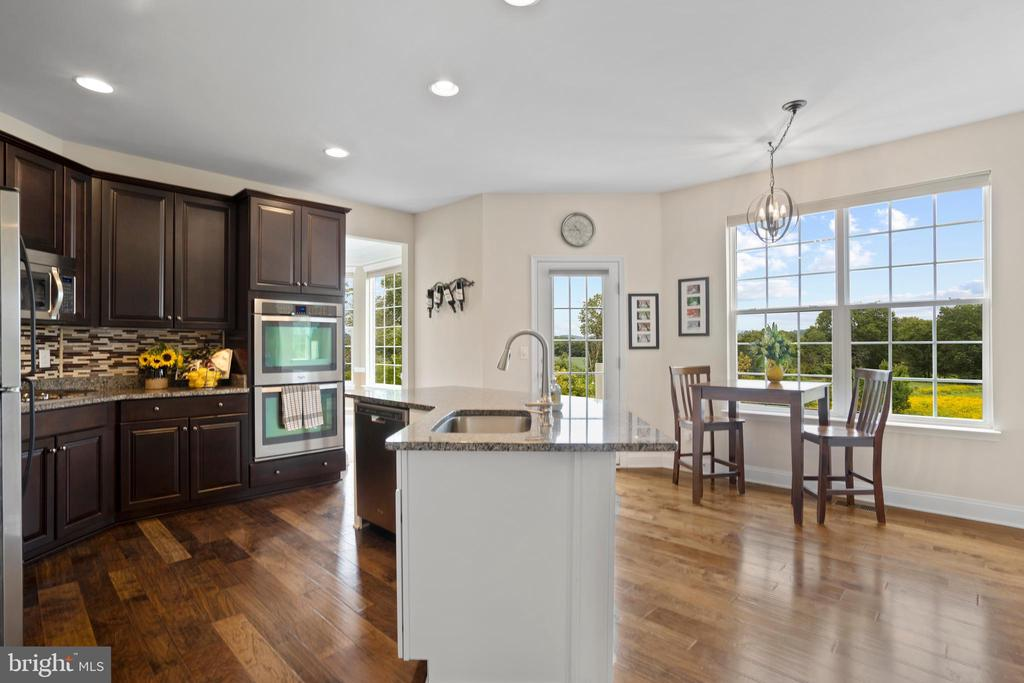 Enjoy the view from all vantage points - 43264 HEAVENLY CIR, LEESBURG