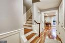 Entrance  to Rec Room, Backyard Patio & Stairs - 1176 N UTAH ST, ARLINGTON