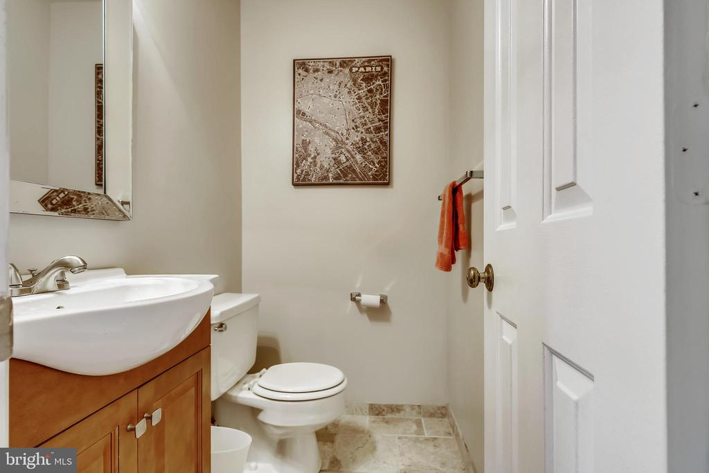 Half Bath - 1176 N UTAH ST, ARLINGTON