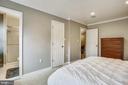 Master  Bedroom, Master Bathroom - 1176 N UTAH ST, ARLINGTON