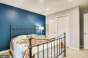 Bedroom #2 Closet - 1176 N UTAH ST, ARLINGTON