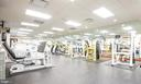 Gym with trainers available - 205 YOAKUM PKWY #1818, ALEXANDRIA