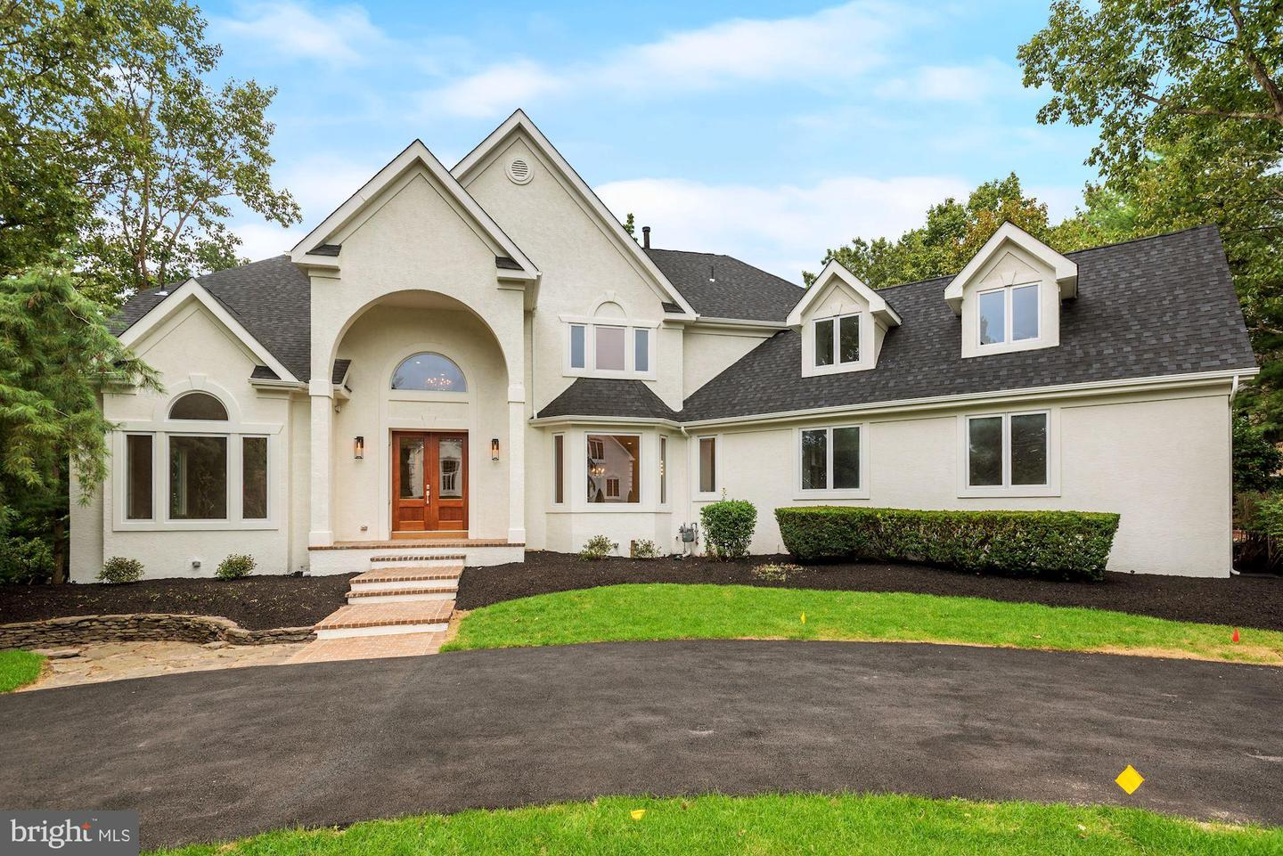 Single Family Homes for Sale at Voorhees, New Jersey 08043 United States