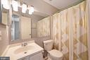 Full Bathroom #2 - New Toilet, Freshly Painted - 8486 SPRINGFIELD OAKS DR, SPRINGFIELD