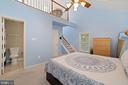In Addition, Master Bedroom Features a BONUS Loft! - 8486 SPRINGFIELD OAKS DR, SPRINGFIELD