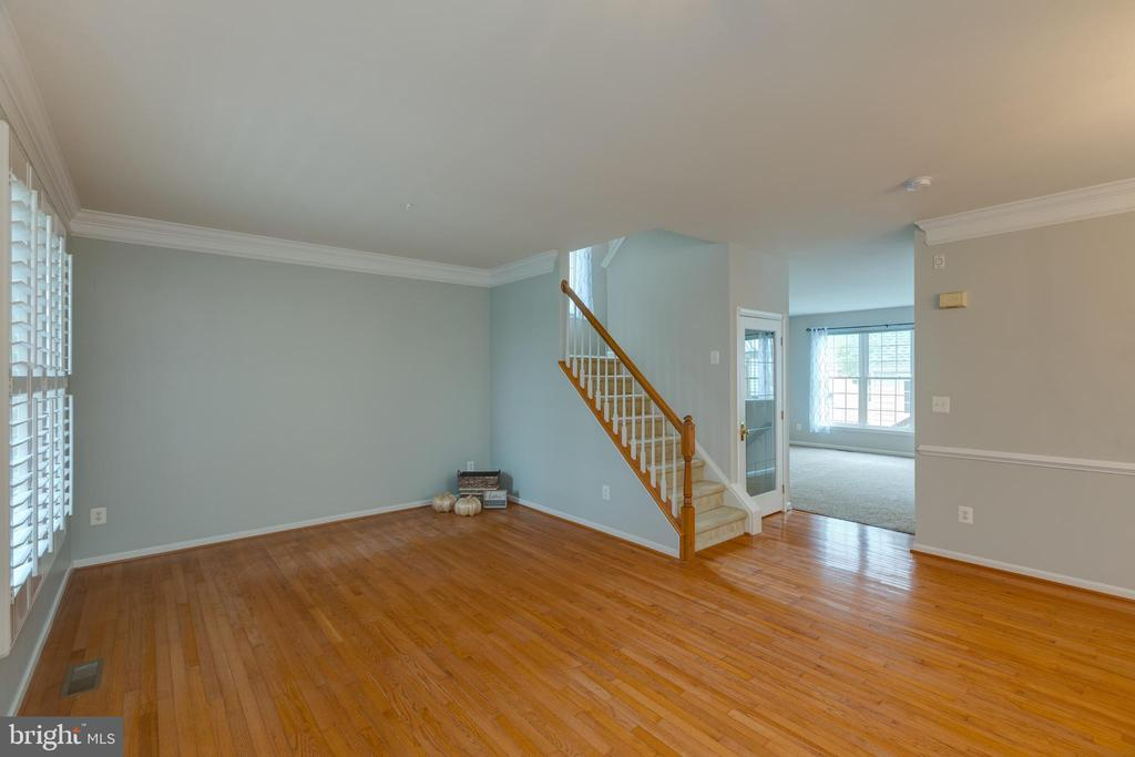 Plenty of space to make it your own! - 43058 BARONS ST, CHANTILLY