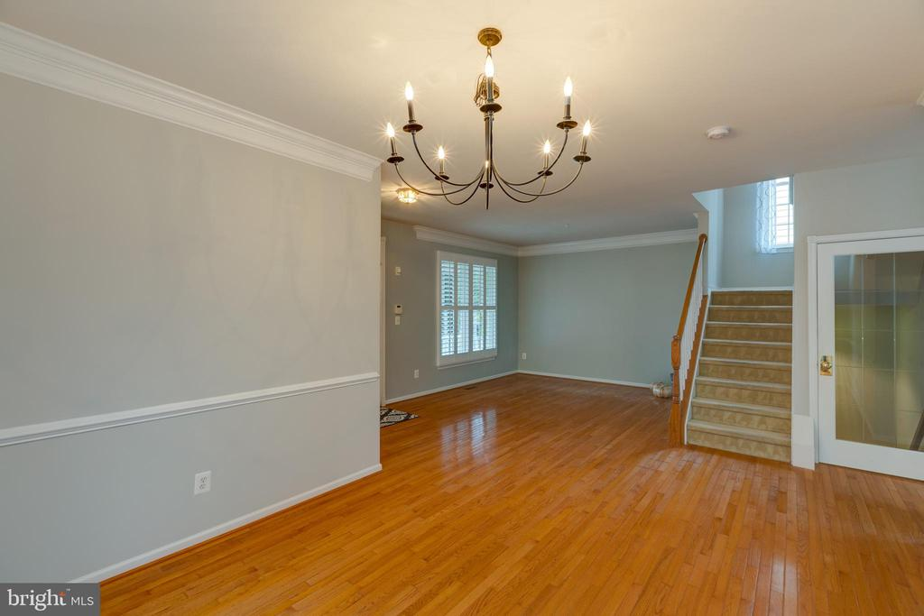Layout is amazing and flows so well! - 43058 BARONS ST, CHANTILLY