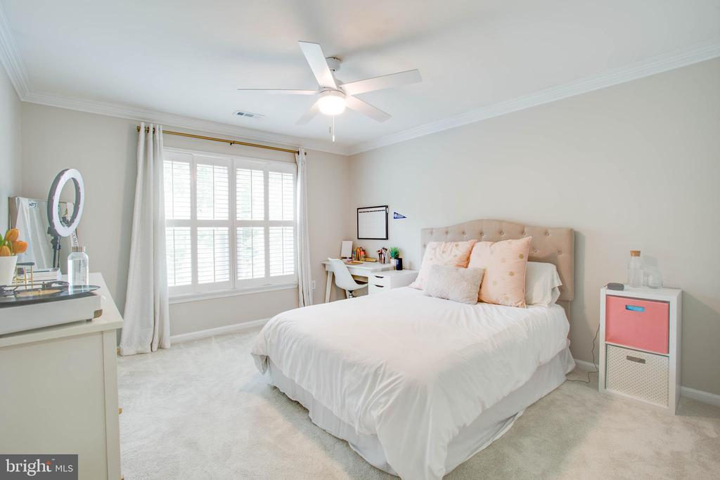 Bedroom 1 -luxurious carpet installed 2019 - 1 NEW BEDFORD CT, STAFFORD