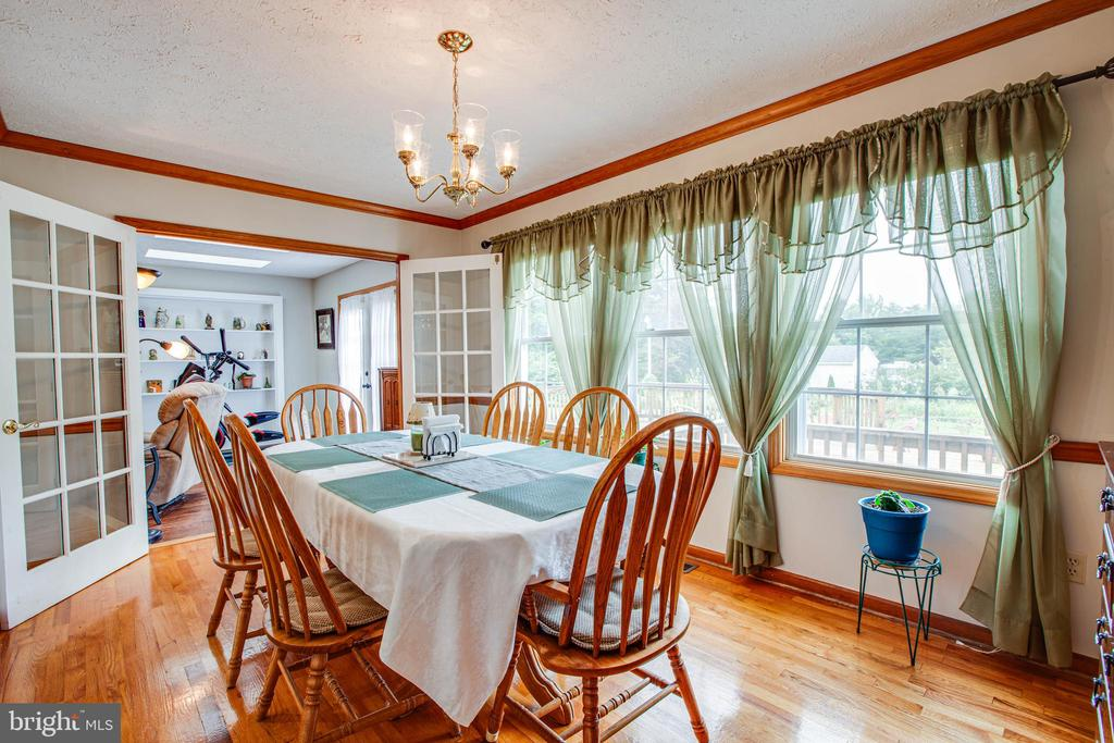 Dining Room - 1546 W OLD MOUNTAIN RD, LOUISA
